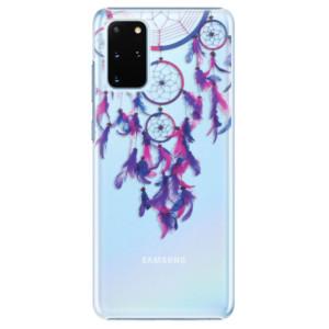 Plastové pouzdro iSaprio - Dreamcatcher 01 na mobil Samsung Galaxy S20 Plus