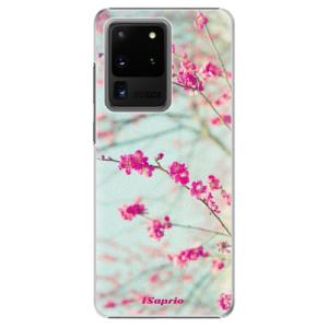 Plastové pouzdro iSaprio - Blossom 01 na mobil Samsung Galaxy S20 Ultra