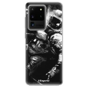 Plastové pouzdro iSaprio - Astronaut 02 na mobil Samsung Galaxy S20 Ultra