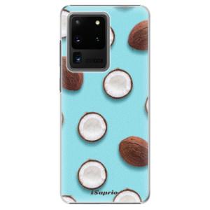 Plastové pouzdro iSaprio - Coconut 01 na mobil Samsung Galaxy S20 Ultra
