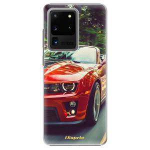 Plastové pouzdro iSaprio - Chevrolet 02 na mobil Samsung Galaxy S20 Ultra