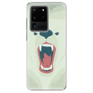 Plastové pouzdro iSaprio - Angry Bear na mobil Samsung Galaxy S20 Ultra