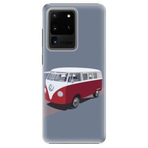 Plastové pouzdro iSaprio - VW Bus na mobil Samsung Galaxy S20 Ultra