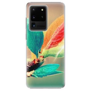 Plastové pouzdro iSaprio - Autumn 02 na mobil Samsung Galaxy S20 Ultra