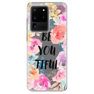 Plastové pouzdro iSaprio - BeYouTiful na mobil Samsung Galaxy S20 Ultra