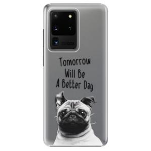 Plastové pouzdro iSaprio - Better Day 01 na mobil Samsung Galaxy S20 Ultra