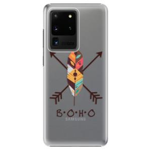 Plastové pouzdro iSaprio - BOHO na mobil Samsung Galaxy S20 Ultra