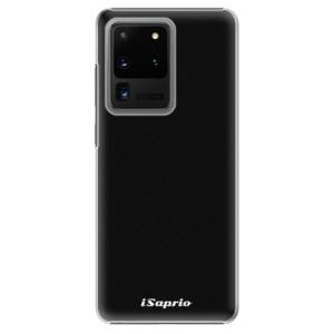 Plastové pouzdro iSaprio - 4Pure - černé na mobil Samsung Galaxy S20 Ultra