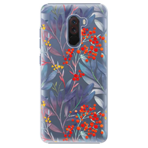 Plastové pouzdro iSaprio - Rowanberry - Xiaomi Pocophone F1