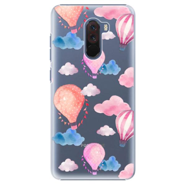Plastové pouzdro iSaprio - Summer Sky - Xiaomi Pocophone F1