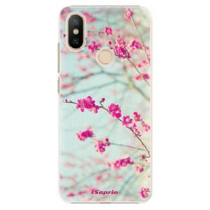 Plastové pouzdro iSaprio - Blossom 01 na mobil Xiaomi Mi A2