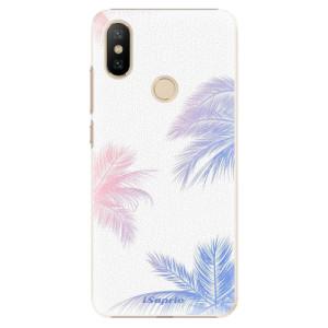 Plastové pouzdro iSaprio - Digital Palms 10 na mobil Xiaomi Mi A2