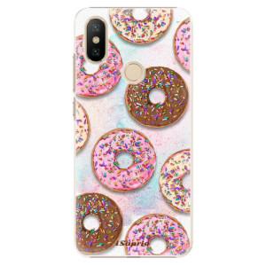 Plastové pouzdro iSaprio - Donuts 11 na mobil Xiaomi Mi A2