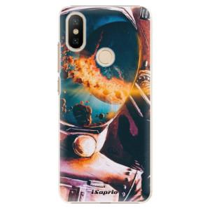 Plastové pouzdro iSaprio - Astronaut 01 na mobil Xiaomi Mi A2