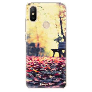 Plastové pouzdro iSaprio - Bench 01 na mobil Xiaomi Mi A2