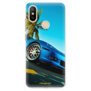 Plastové pouzdro iSaprio - Car 10 na mobil Xiaomi Mi A2