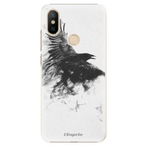 Plastové pouzdro iSaprio - Dark Bird 01 na mobil Xiaomi Mi A2