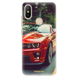 Plastové pouzdro iSaprio - Chevrolet 02 na mobil Xiaomi Mi A2