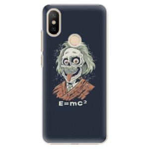 Plastové pouzdro iSaprio - Einstein 01 na mobil Xiaomi Mi A2