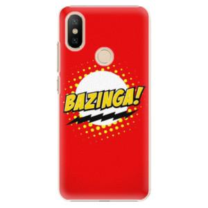 Plastové pouzdro iSaprio - Bazinga 01 na mobil Xiaomi Mi A2