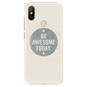 Plastové pouzdro iSaprio - Awesome 02 na mobil Xiaomi Mi A2