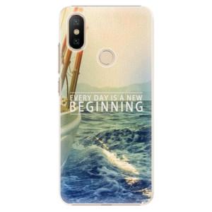 Plastové pouzdro iSaprio - Beginning na mobil Xiaomi Mi A2