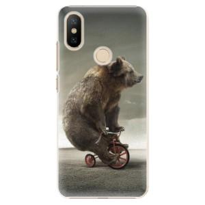 Plastové pouzdro iSaprio - Bear 01 na mobil Xiaomi Mi A2