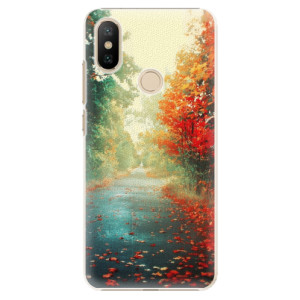Plastové pouzdro iSaprio - Autumn 03 na mobil Xiaomi Mi A2