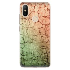 Plastové pouzdro iSaprio - Cracked Wall 01 na mobil Xiaomi Mi A2