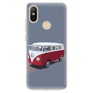 Plastové pouzdro iSaprio - VW Bus na mobil Xiaomi Mi A2