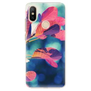 Plastové pouzdro iSaprio - Autumn 01 na mobil Xiaomi Mi A2