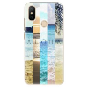 Plastové pouzdro iSaprio - Aloha 02 na mobil Xiaomi Mi A2