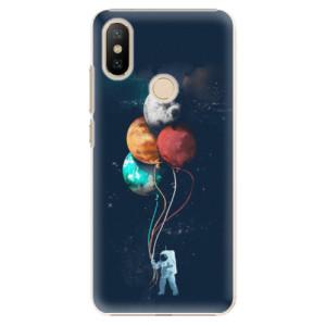 Plastové pouzdro iSaprio - Balloons 02 na mobil Xiaomi Mi A2