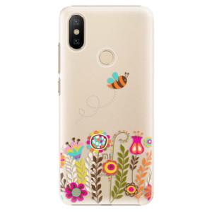 Plastové pouzdro iSaprio - Bee 01 na mobil Xiaomi Mi A2
