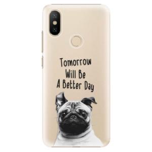 Plastové pouzdro iSaprio - Better Day 01 na mobil Xiaomi Mi A2