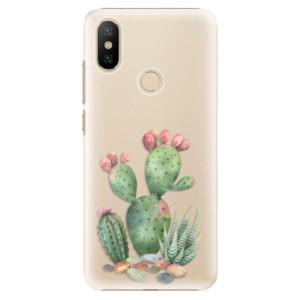 Plastové pouzdro iSaprio - Cacti 01 na mobil Xiaomi Mi A2