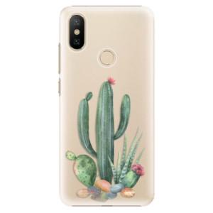 Plastové pouzdro iSaprio - Cacti 02 na mobil Xiaomi Mi A2