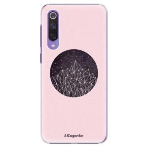 Plastové pouzdro iSaprio - Digital Mountains 10 na mobil Xiaomi Mi 9 SE