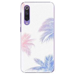 Plastové pouzdro iSaprio - Digital Palms 10 na mobil Xiaomi Mi 9 SE