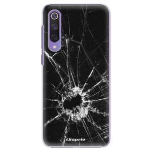 Plastové pouzdro iSaprio - Broken Glass 10 na mobil Xiaomi Mi 9 SE