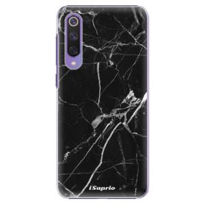 Plastové pouzdro iSaprio - Black Marble 18 na mobil Xiaomi Mi 9 SE