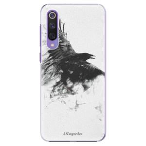 Plastové pouzdro iSaprio - Dark Bird 01 na mobil Xiaomi Mi 9 SE