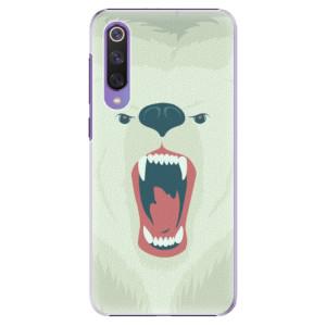 Plastové pouzdro iSaprio - Angry Bear na mobil Xiaomi Mi 9 SE