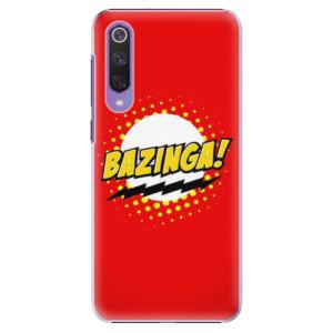 Plastové pouzdro iSaprio - Bazinga 01 na mobil Xiaomi Mi 9 SE