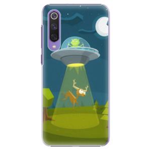 Plastové pouzdro iSaprio - Alien 01 na mobil Xiaomi Mi 9 SE