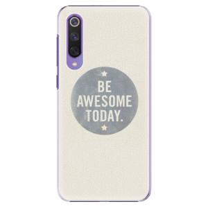 Plastové pouzdro iSaprio - Awesome 02 na mobil Xiaomi Mi 9 SE