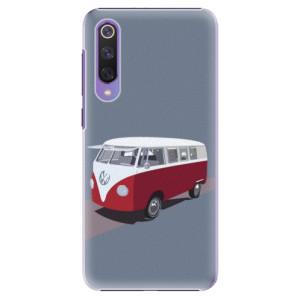 Plastové pouzdro iSaprio - VW Bus na mobil Xiaomi Mi 9 SE