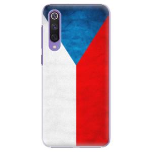 Plastové pouzdro iSaprio - Czech Flag na mobil Xiaomi Mi 9 SE