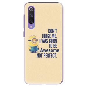 Plastové pouzdro iSaprio - Be Awesome na mobil Xiaomi Mi 9 SE