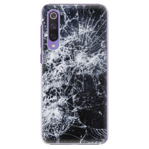 Plastové pouzdro iSaprio - Cracked na mobil Xiaomi Mi 9 SE